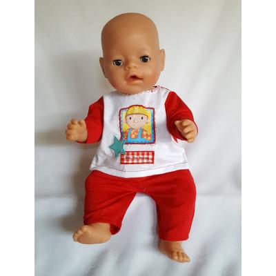 2 dlg Pyjama Bob V808