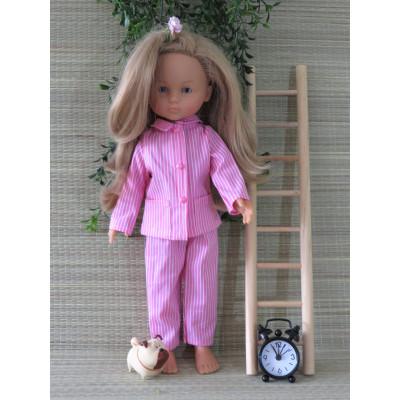 2 dlg pyjama klassiek 80d