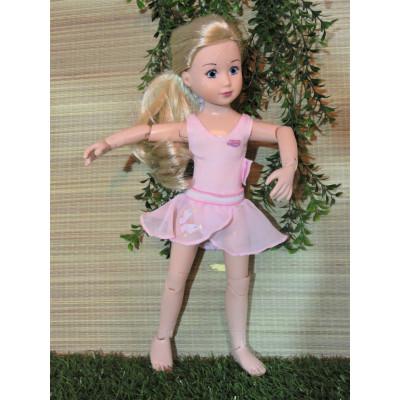 Balletpakje voor Jolina 33cm 83d