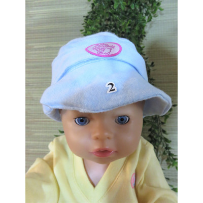 Hoedje 11  Baby Annabelle Zapf