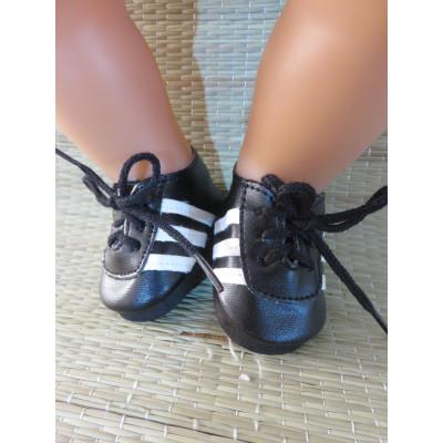 Sportschoentje zwart