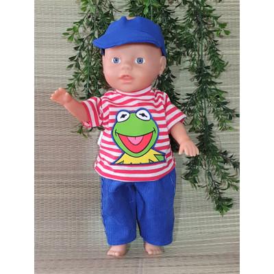 2 dlg pakje Kermit de kikker