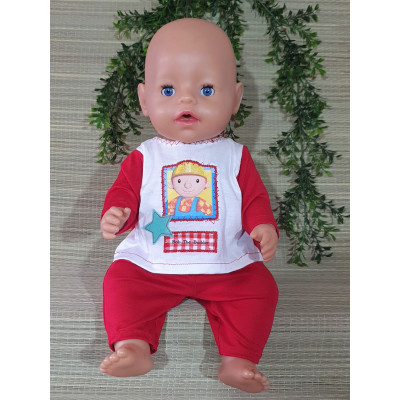 Pyjama tricot Bob the Builder