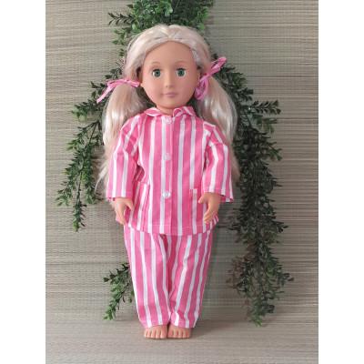 Pyjama Klassiek 2 dlg