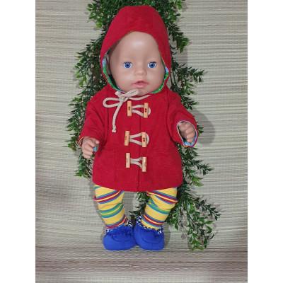 Babyborn 43 cm Winterpatronen