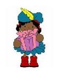 Zwarte Piet kleding
