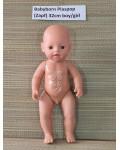 Babyborn badplez. girl 32cm