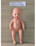 Babyborn plaspop 32cm